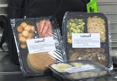 Unused Cafeteria Food Is Being Turned Into Take-Home Meals For Kids