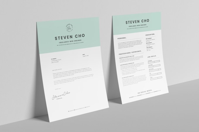 Indesign Cover Letter Template Maggi Hub Rural Co