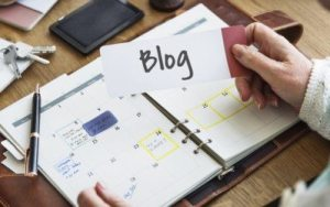 law firm blog editorial calendar