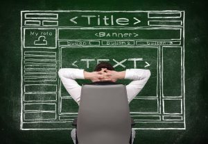 Law Firm Website Navigation SEO and Design