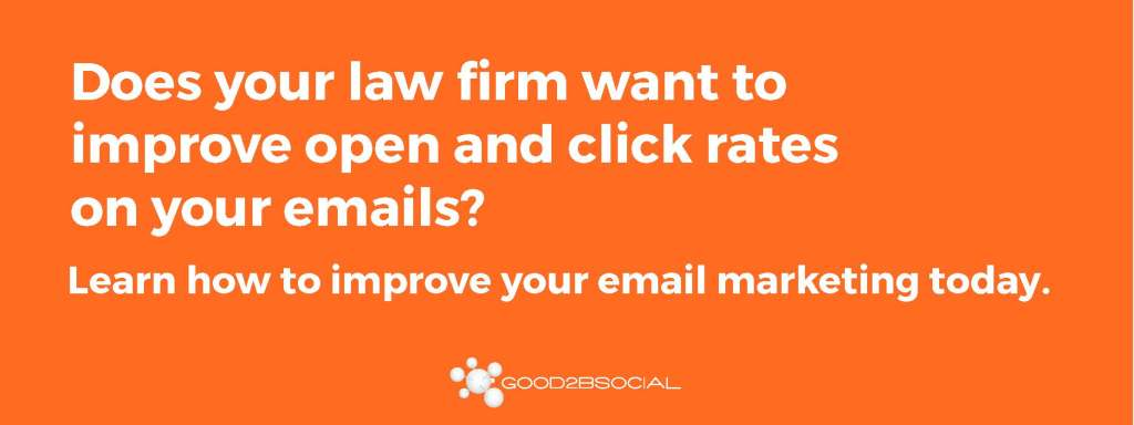 Eemail marketing for law firms