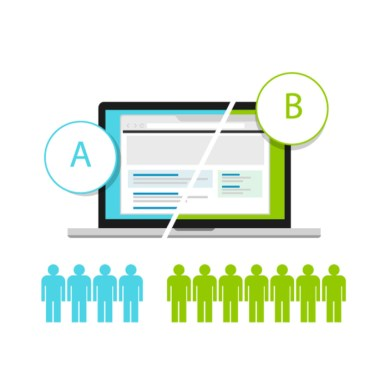 a/b testing for legal marketers