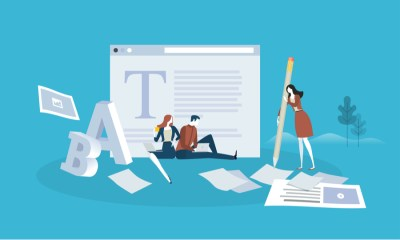 law firm blogging