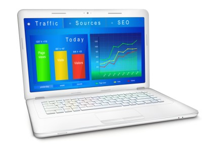 law firm's failing website traffic