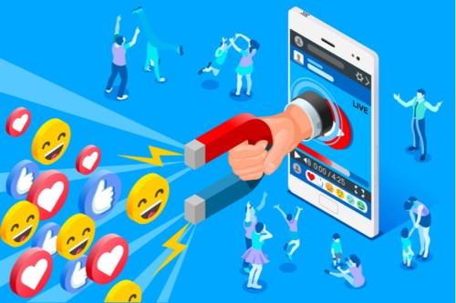 Law Firm Social Media Design