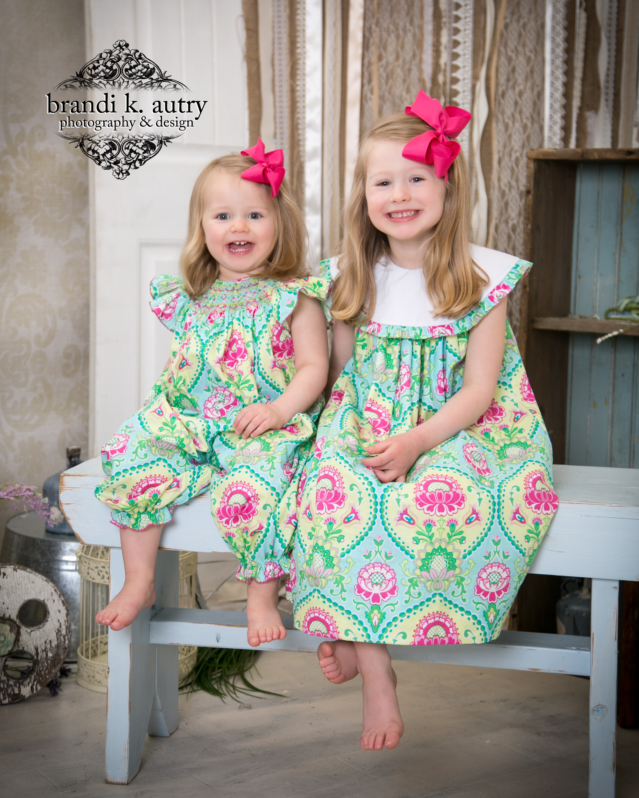 Riley and Ellie ~ Spring / Summer 2015