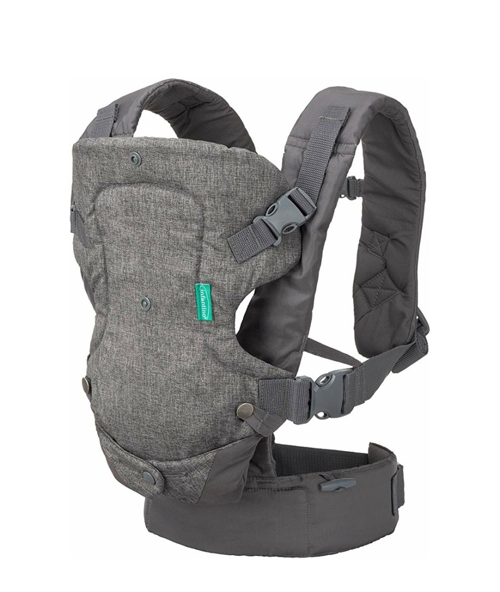 Infantino 4-in-1 Convertible Carrier – Grey