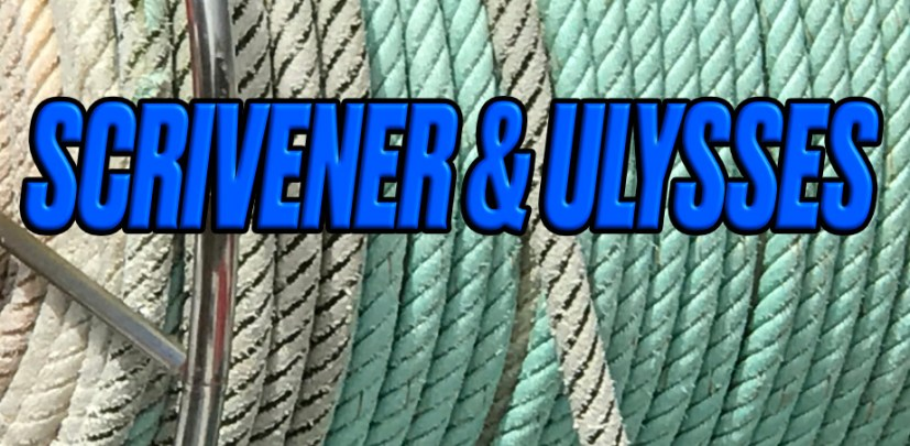 Scrivener and Ulysses
