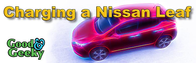 Nissan Leaf Charging Europe