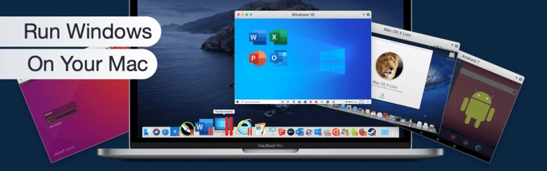 Parallels Virtual Machine