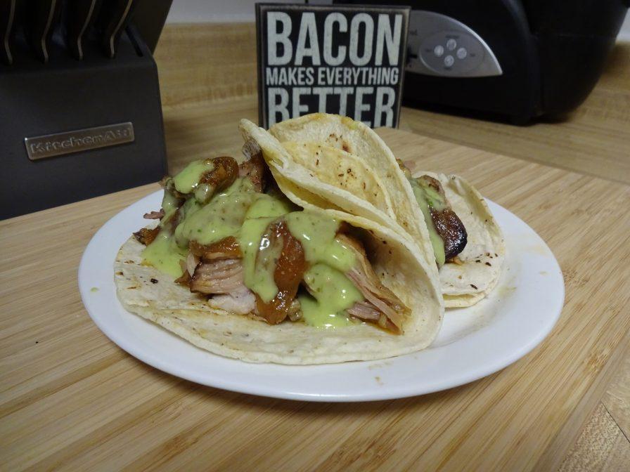 Slow Cooker Pork Tacos