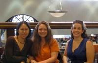 Syb, Lawson and Sherry Thomas