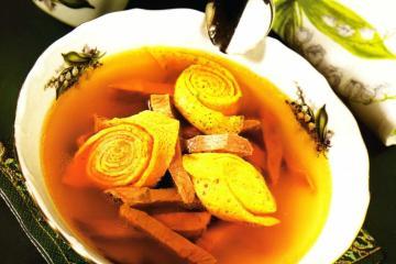суп панадель