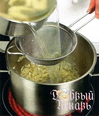 Мексиканский рыбный суп приготовление 4