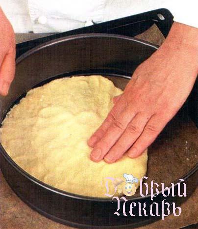 Торт пани валевска приготовление 3