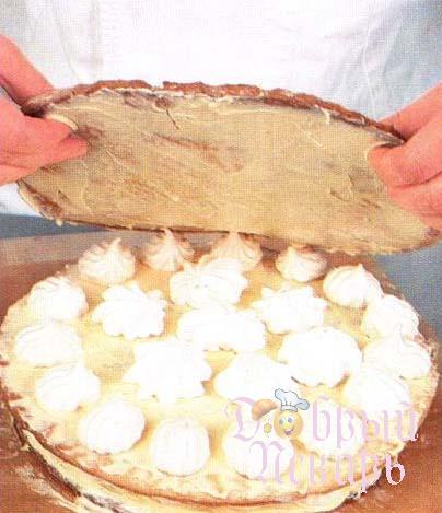 Торт пани валевска приготовление 6