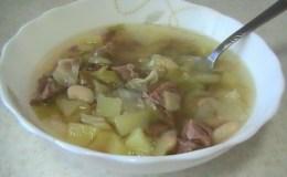 галисийский суп кальдо