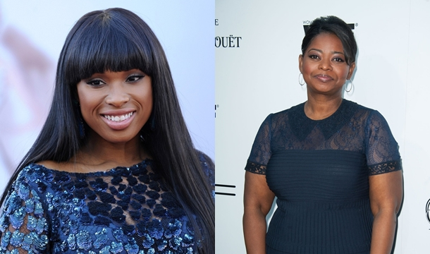 Jennifer Hudson, Octavia Spencer