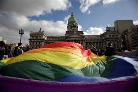rainbow flag capitol