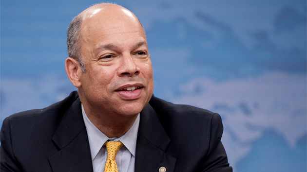 Homeland Security Secretary Nominee Jeh Johnson