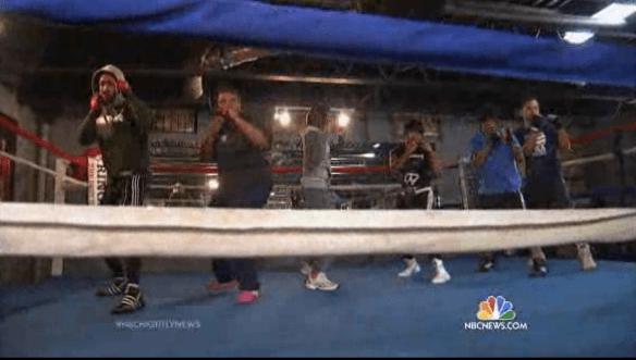 Detroit Downtown Boxing