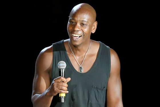 Dave Chappelle at 2014 Oddball and Curiosity Comedy Festival