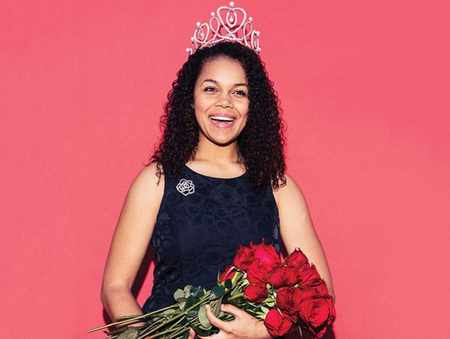 Pasadena Rose Bowl Parade Queen, 17 Year-Old Madison Triplett