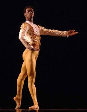 Ballet dancer Brooklyn Mack (Photo: