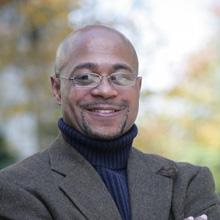 Professor Derrick P. Alridge (photo via curry.virginia.edu)