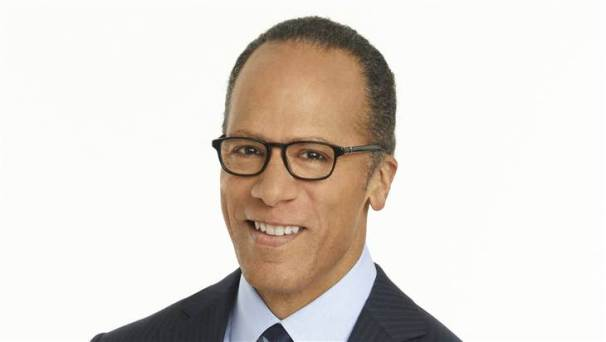 Lester Holt Anchor for NBC (Photo: ew.com)