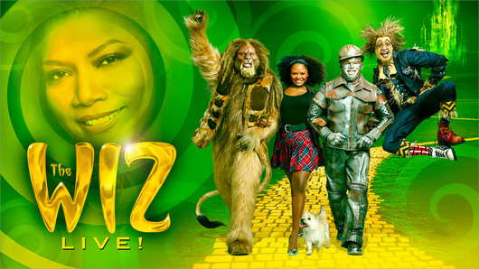 """The Wiz Live"" on NBC, December 3 at 8pm EST/PST"