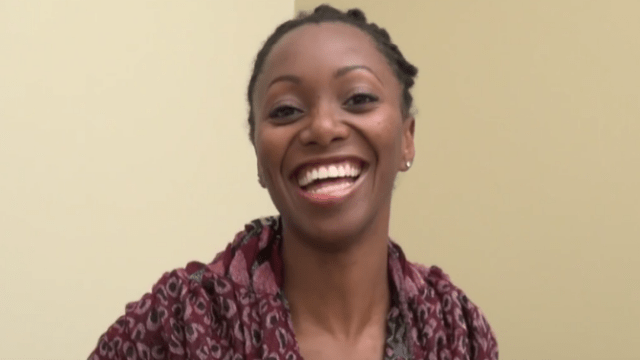 Dr. Hadiyah-Nicole Green (photo via YouTube)