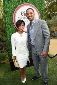 Jada Pinkett-Smith and Will Smith (photo via Variety.com)