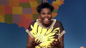"""Leslie Jones on """"SNL"""""""
