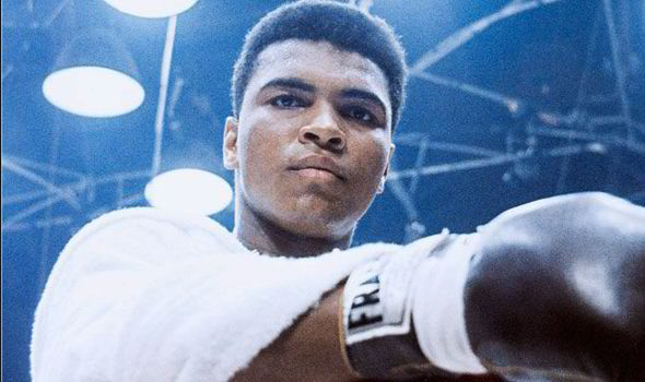 Muhammad Ali (photo via express.co.uk)