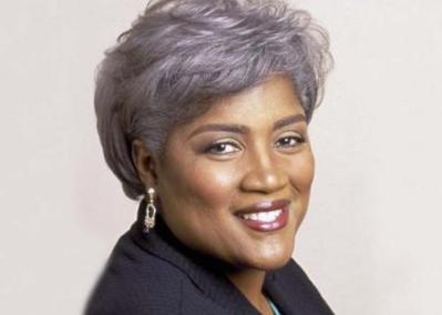 DNC Interim Chair Donna Brazile (photo via apbspeakers,com)