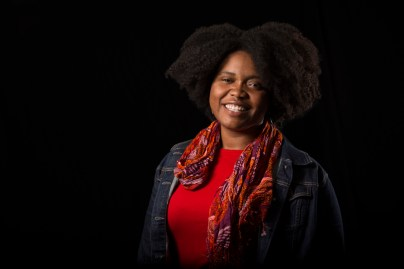 African-American Studies Assistant Professor Natalie Graham (photo via news.fullerton.edu)