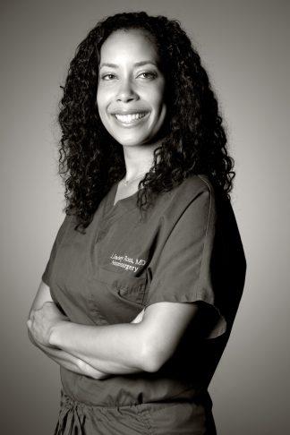 Lindsay Moss (photo courtesy Cedars-Sinai)
