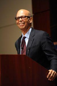 UNCF CEO Dr. Michael Lomax (photo via AABE)