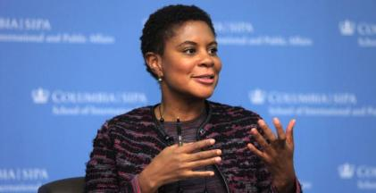 Columbia professor Alondra Nelson (photo via news.columbia.edu)
