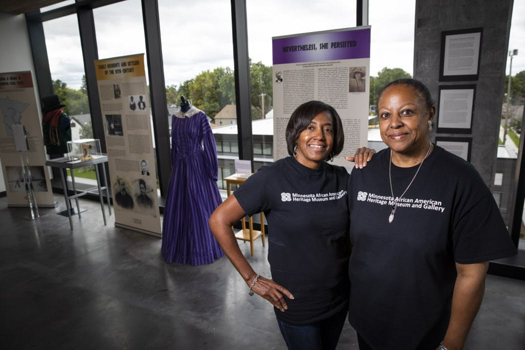 Minnesota Finally Gets an African-American Museum Thanks to Co-Founders Tina Burnside and Coventry Cowens