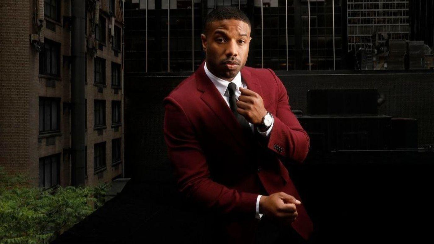 "39affb32ba1d92 Michael B. Jordan will star in ""Just Mercy."" (Carolyn Cole   Los Angeles  Times)"