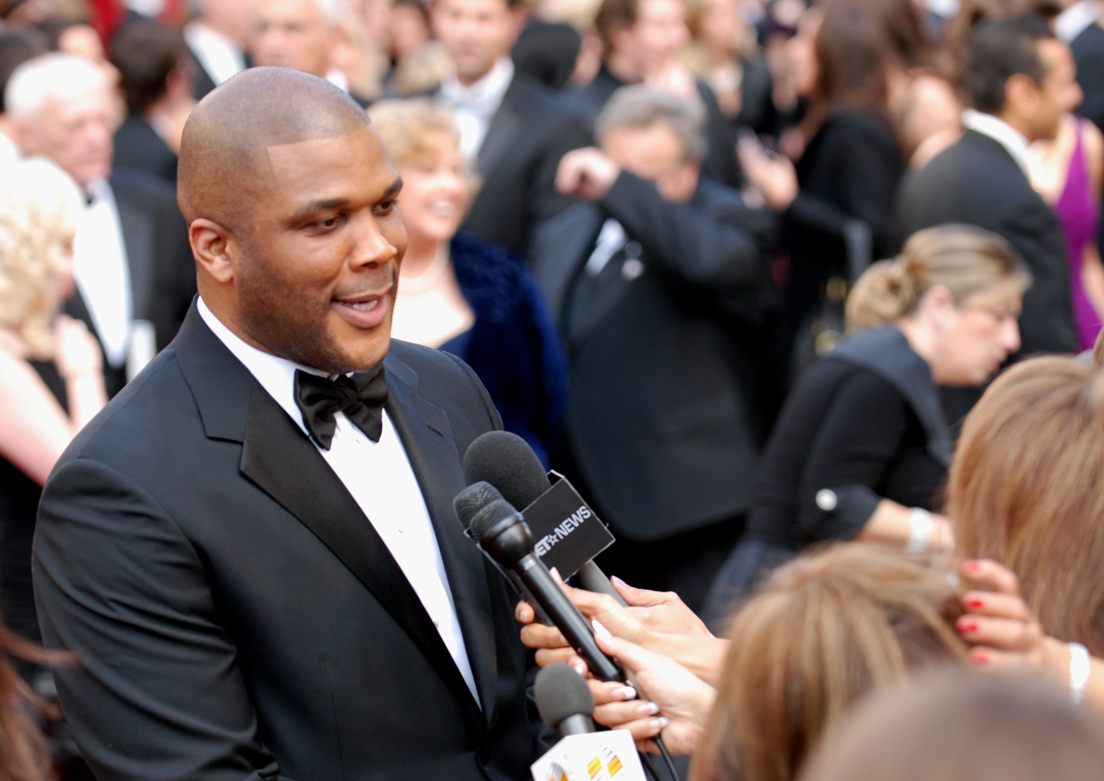 History-Making Tyler Perry Studios Has Grand Opening Gala in Atlanta with Oprah, Beyonce and More