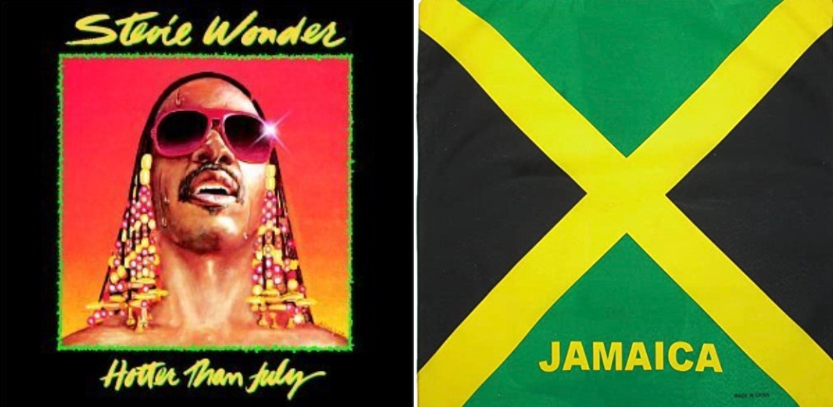 MUSIC: Celebrating Jamaican Independence Day with Stevie Wonder Reggae Covers (LISTEN)