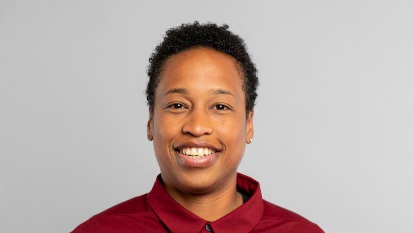 Jennifer King Makes History as 1st Black Woman to be Full-Time NFL Coach