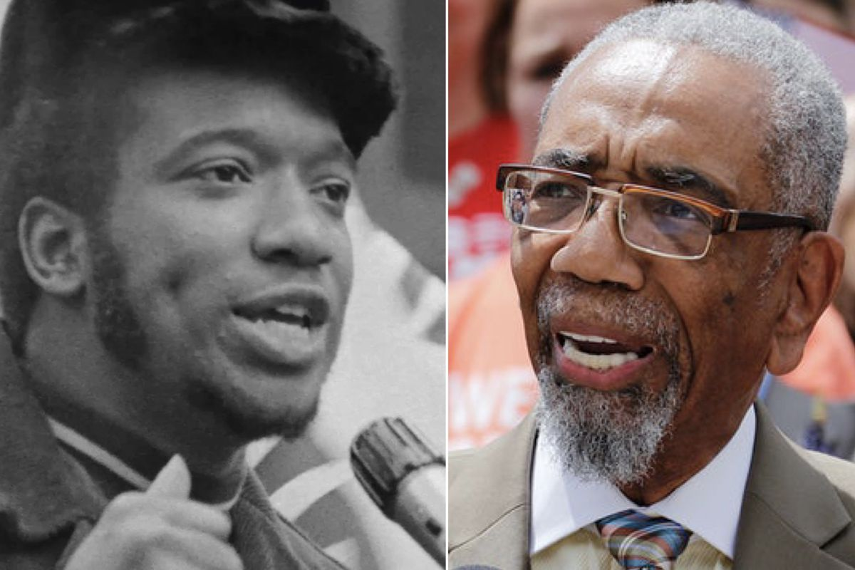 Chicago Rep. Bobby Rush Introduces Bill to Congress to Compel FBI to Disclose Fred Hampton Files