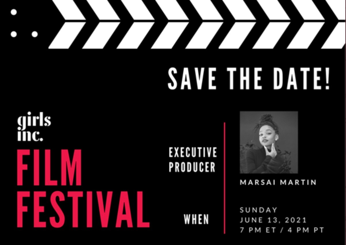 Marsai Martin to Executive Produce and Amber Ruffin to Host Girls Inc. Inaugural Film Festival on June 13