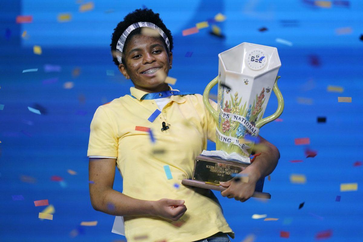Zaila Avant-garde Wins Scripps National Spelling B…