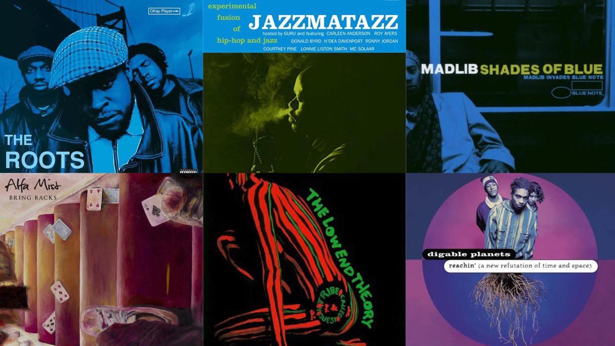 "MUSIC MONDAY: ""Excursions"" – A Jazz Rap Collection…"