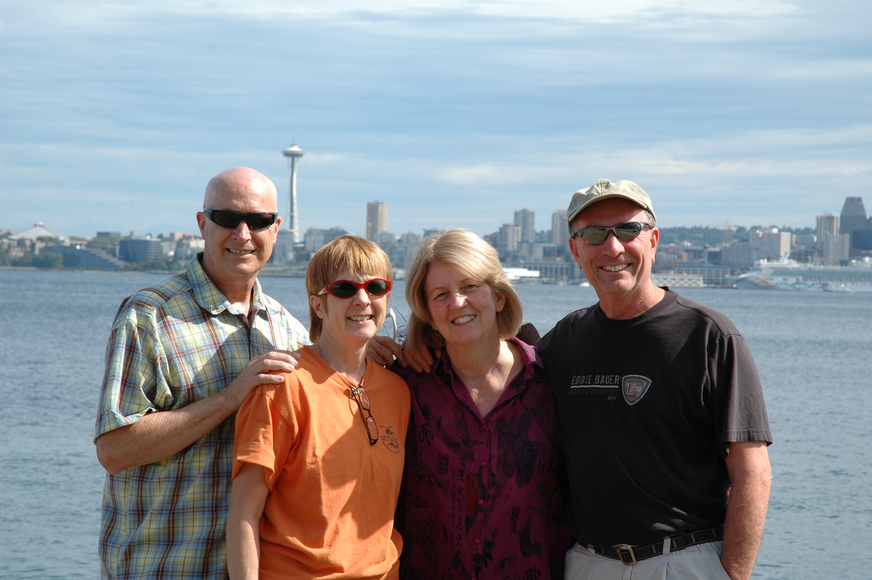 Me, Marilyn, Arlene, & Kevin